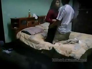 nackt hausgemachten schlafzimmer