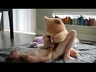 Melania afternoon teddy bear fuck- girlsoncam.cf